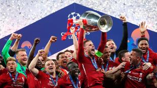 Liverpool, campeón de la Champions
