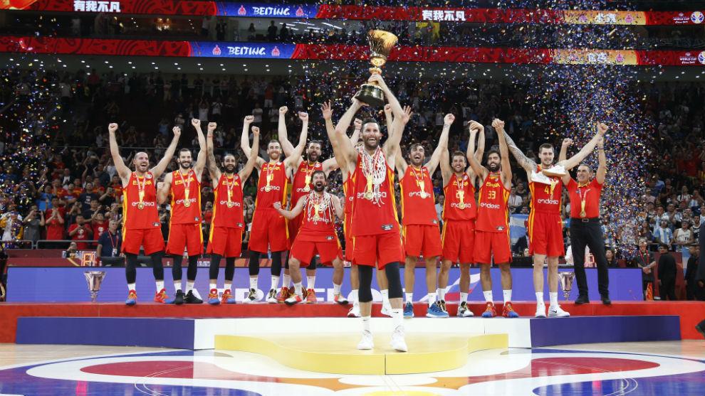 ¡¡Campeones del Mundo!!