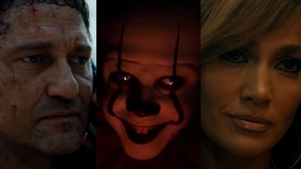 'It: Capítulo dos', 'Hustlers' y  'Angel Has Fallen' líderes de la...