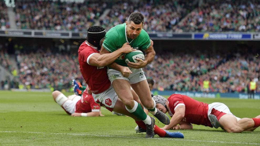 Mundial de Rugby 2019: Japón 2019. Grupo A: Irlanda es el ...