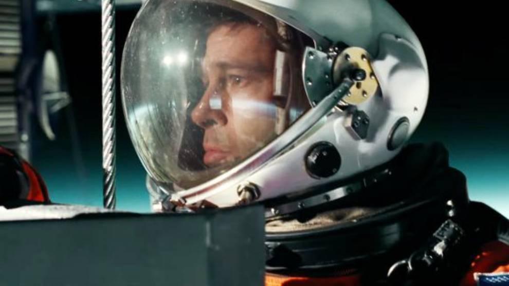 Brad Pitt protagoniza 'Ad Astra'