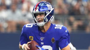 Eli Manning dejará el puesto a Daniel Jones