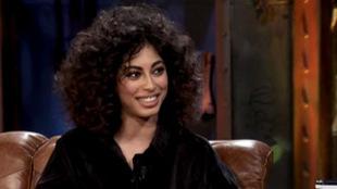 Mina El Hammani (Élite), última invitada de La Resistencia