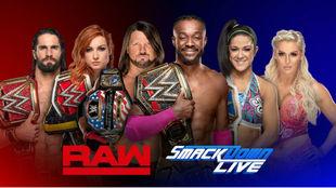 WWE anuncia un nuevo draft