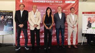 Sergio Casal, Miguel Díaz, Marisa Sánchez Vicario, Juan Carlos...