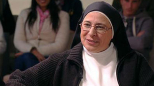 Sor Lucía desata la polémica por su mensaje sobre Iñaki Urdangarin.