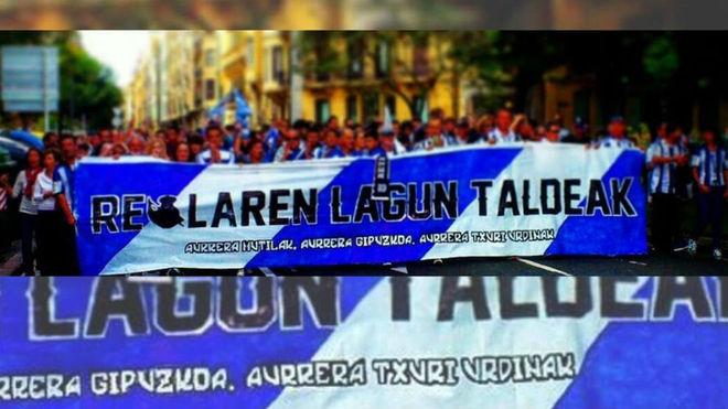 """Federación de Peñas de la Real Sociedad """"Realaren Lagun Taldeak"""""""