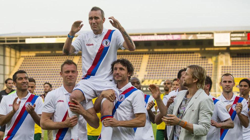 Tristeza en el fútbol. Fallece exjugador holandés víctima de ELA