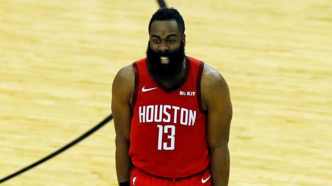 James Harden está ansioso por jugar con Russell Westbrook