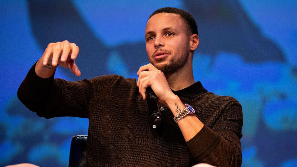 Stephen Curry quiere ir a los Juegos Olímpicos