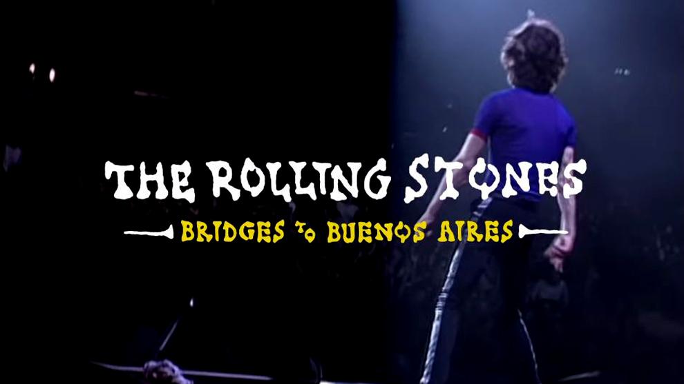 El regalo de los Rolling Stones al público argentino
