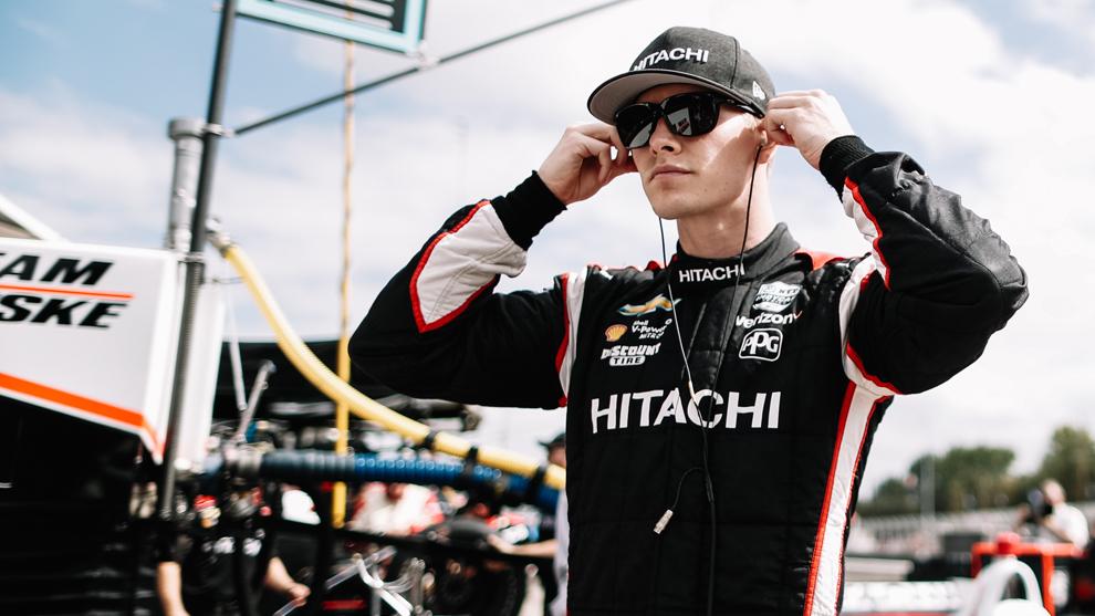 Josef Newgarden Indycar 2019