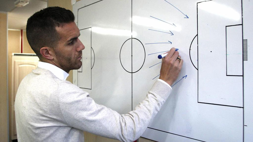 Julio Álvarez, en un reportaje.