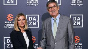 Veronica Dicuattro, vicepresidenta ejecutiva de DAZN en España e...