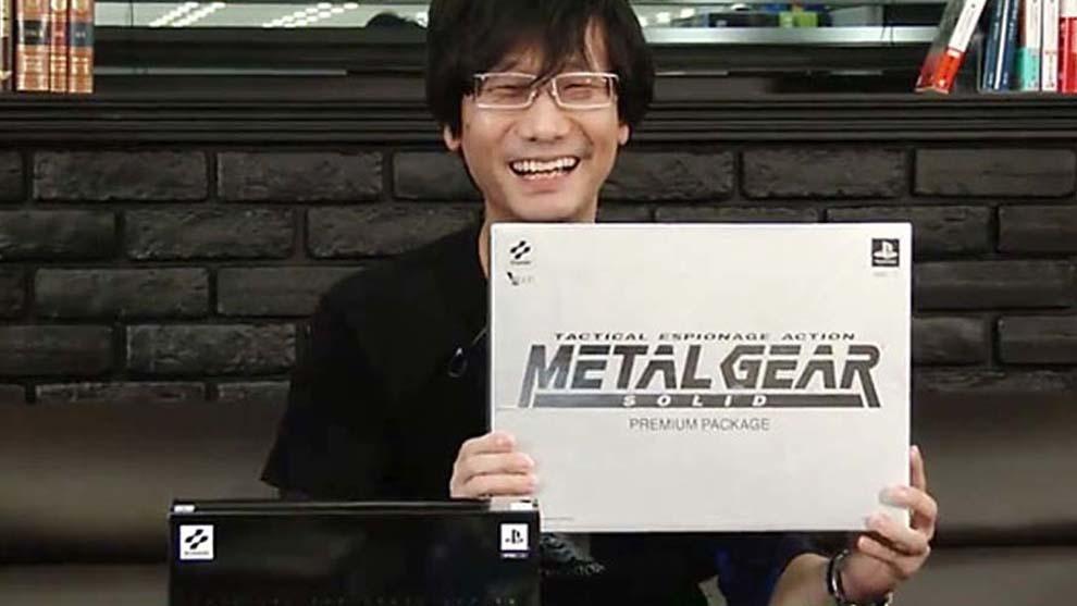 Hideo Kojima creó la saga Metal Gear, una de las más queridas por...