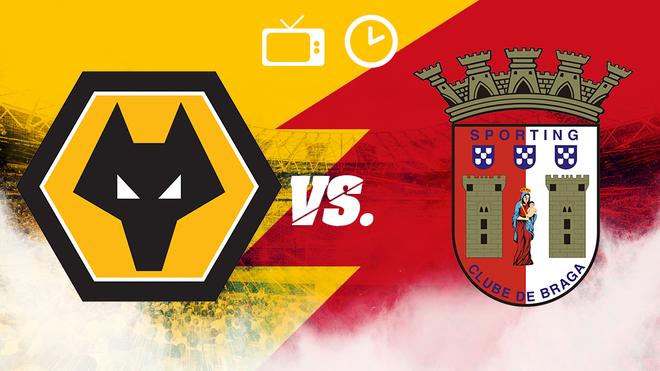 Wolves vs Braga, horario y dónde ver.
