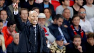 Zidane en París
