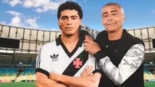 El exfutbolista Romário Faria