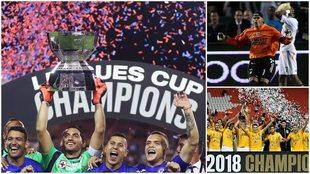 Cruz Azul, primer campeón de un torneo entre la Liga MX y la MLS.
