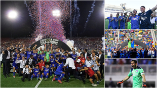 Cruz Azul se acostumbra al podio.