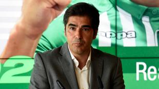 Ángel Haro, durante un acto reciente.