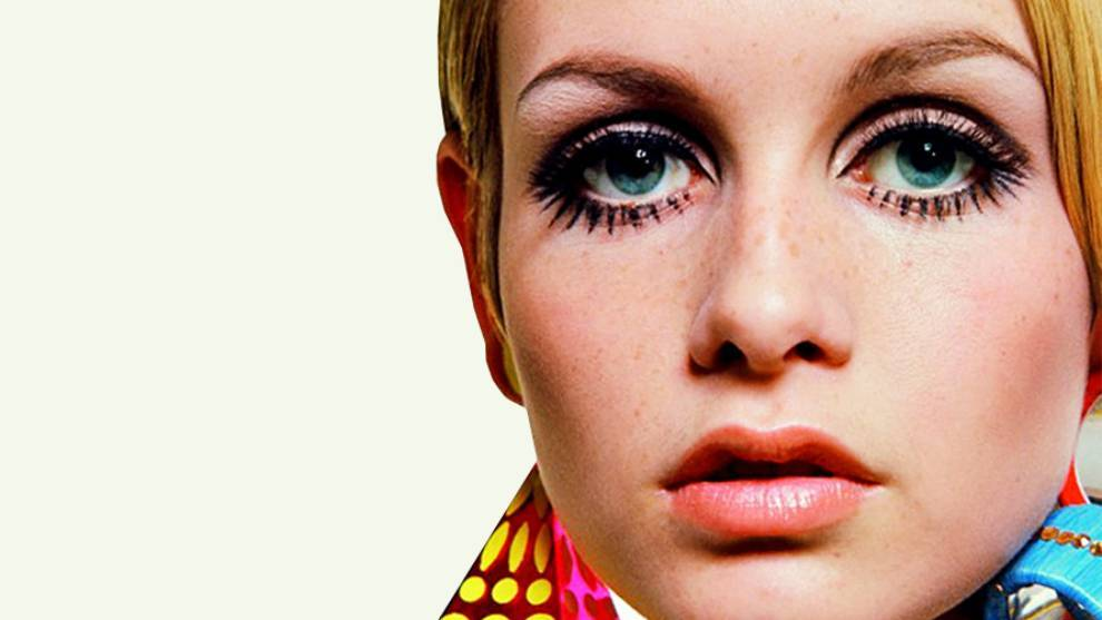 Twiggy, la modelo 'pop' que aún inspira