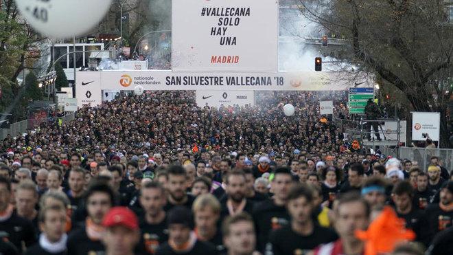 La Nationale-Nederlanden San Silvestre Vallecana de 2018.