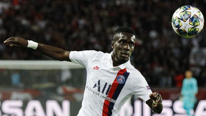 Idrissa Gueye produced a brilliant performance during PSG 3-0 Real Madrid
