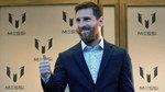 Messi se adentra en el mundo de la moda y presenta su propia marca de ropa