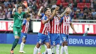 Las Chivas esperan que el triunfo ante el Atlas sirva de impulso.