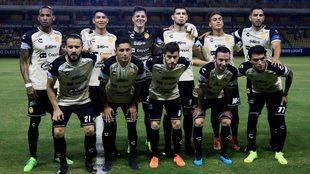 Se suspende el Dorados vs Cafetaleros por lluvia.