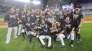 Los Yankees sellaron su boleto a la postemporada.