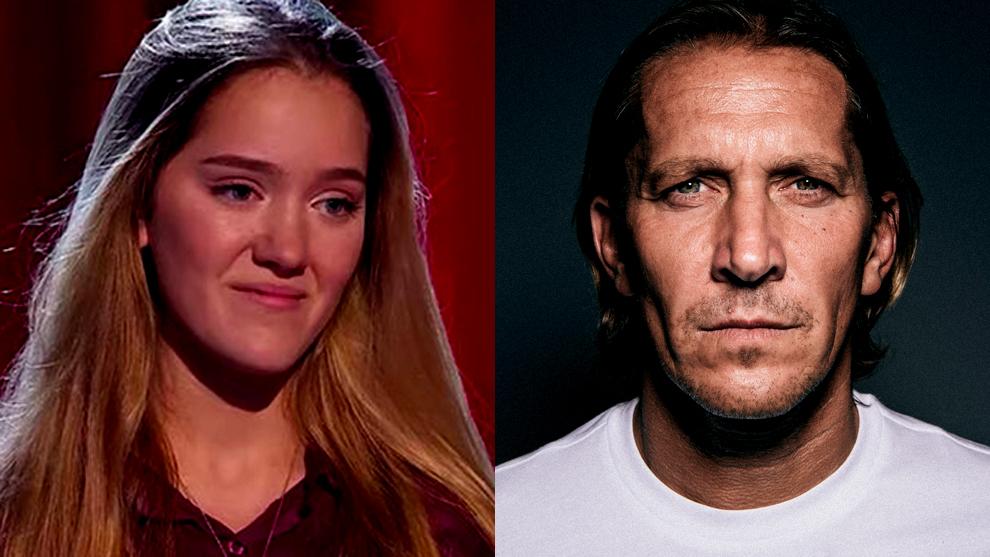Míchel Salgado defiende a su hija de las críticas tras su actuación...