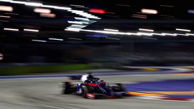 Gran Premio de Singapur de Fórmula 1: horario y dónde ver.