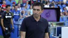 Asier Gairtano, en el partido de la jornada 3 de LaLiga frente al...