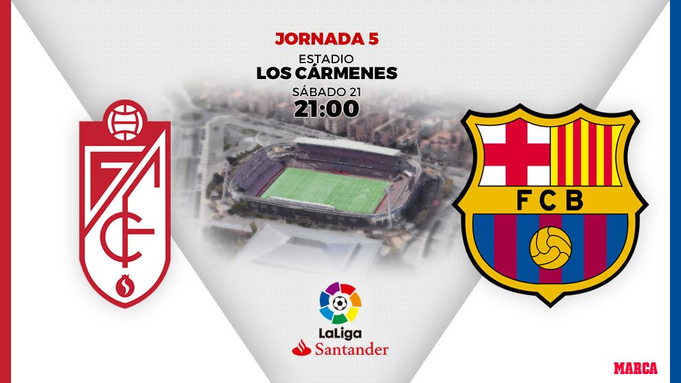 barcelona vs granada - photo #34