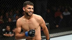 Yair 'Pantera' Rodríguez se presentará en UFC 159.