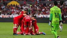 William da Silva anotó el tanto de la victoria.