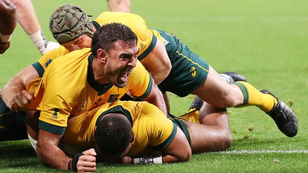 Australia celebra un ensayo
