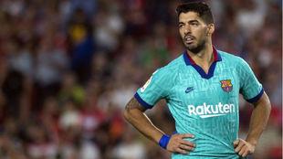 Luis Suárez.