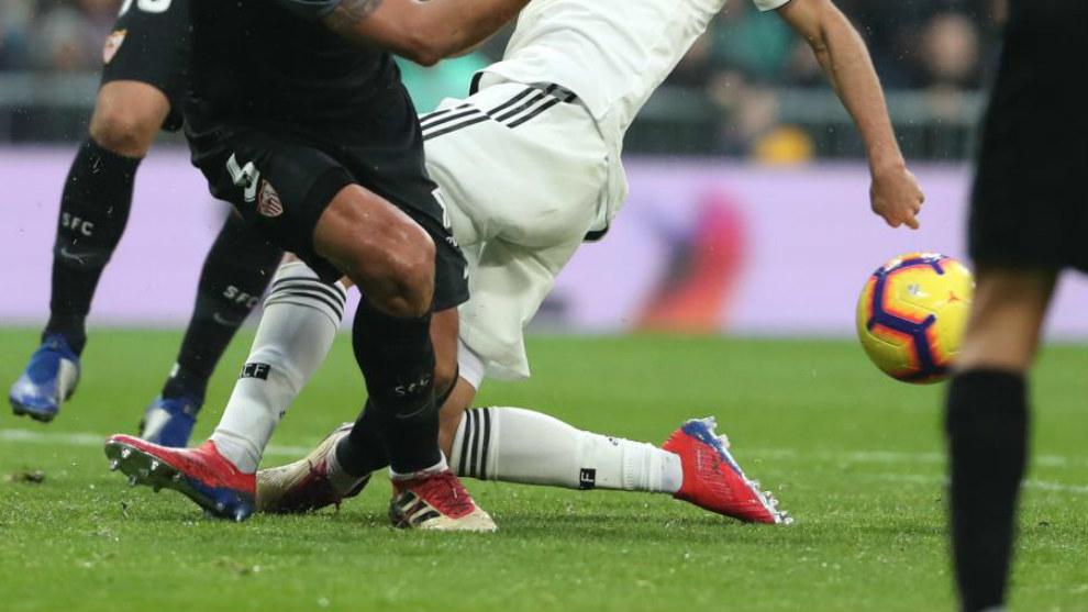 Sevilla - Real Madrid: horario y dónde ver hoy por TV el partido de...