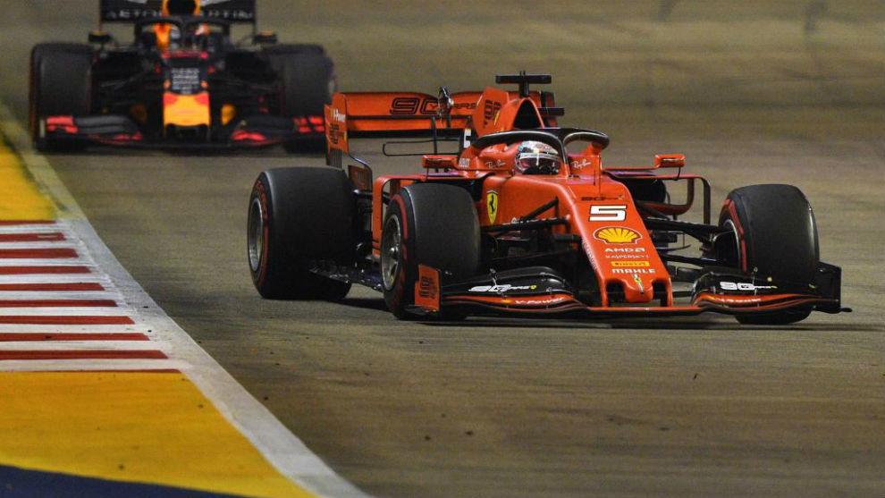 Gran Premio de Singapur 2019 15691614042478