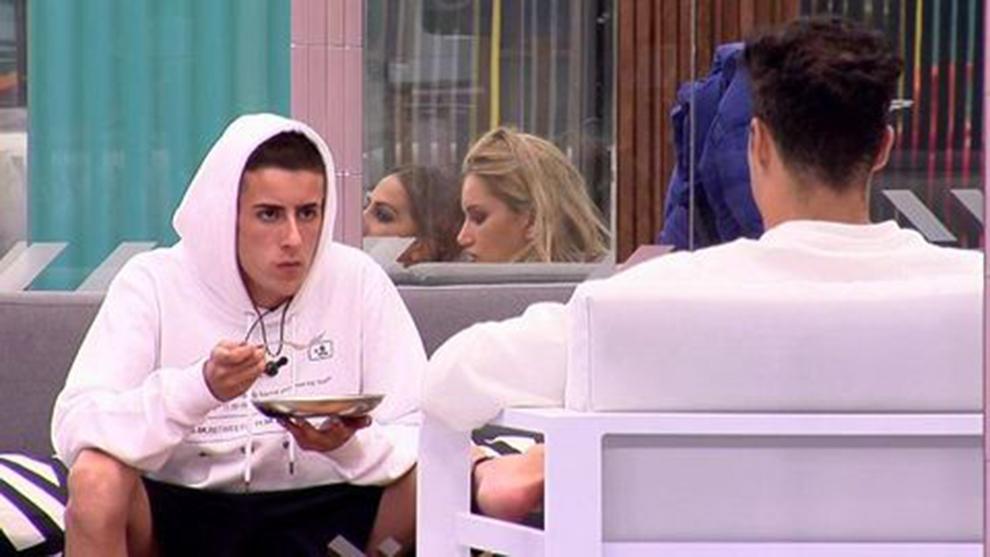 GH VIP: El Cejas ya protagonizó un enfrentamiento verbal con Hugo...