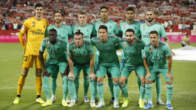 Real Madrid Real Madrid Ratings Vs Sevilla Maybe Mendy Should