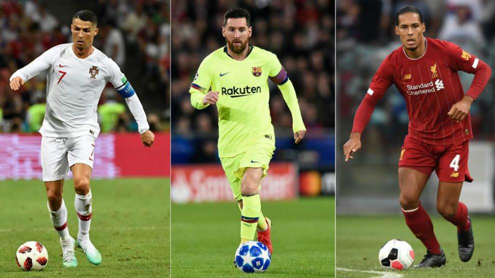 Premios The Best 2019: los candidatos en cada categoría: Cristiano,...