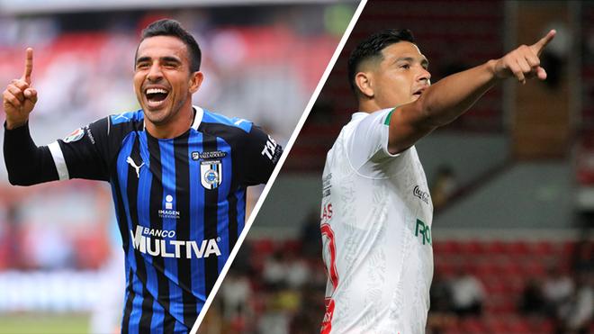 Querétaro y Necaxa chocan en la jornada 11.
