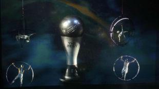 Premio The Best.