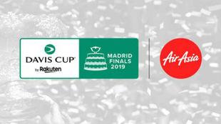 La Copa Davis une fuerzas con Air Asia