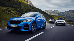 BMW X1 Drive25e híbrido enchufable