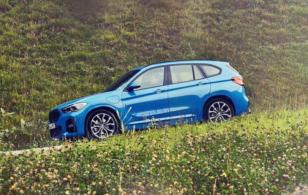 BMW X1 Drive25e híbrido enchufable